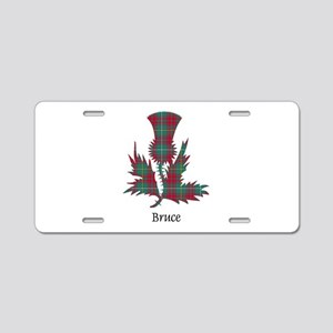 Thistle - Bruce hunting Aluminum License Plate