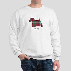 Terrier - Bruce hunting Sweatshirt
