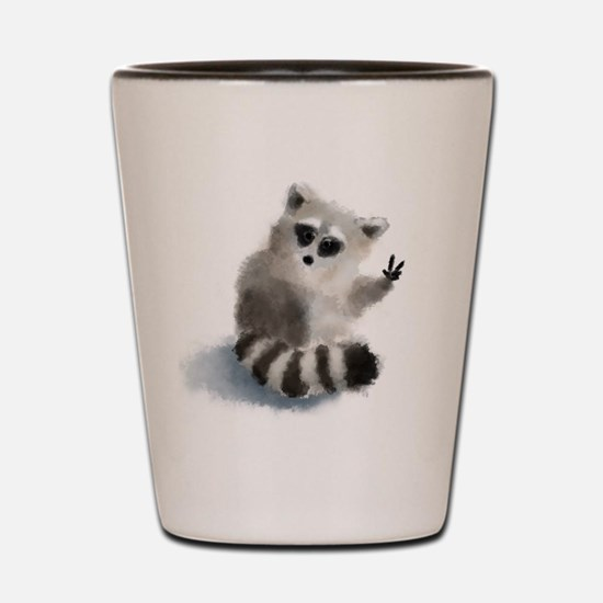 Cute Into the wild Shot Glass