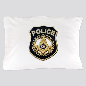 Masonic Police Pillow Case