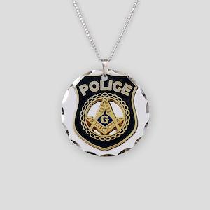 Masonic Police Necklace