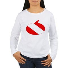 https://i3.cpcache.com/product/189653646/text_bubble_dive_flag_tshirt.jpg?side=Front&color=White&height=240&width=240