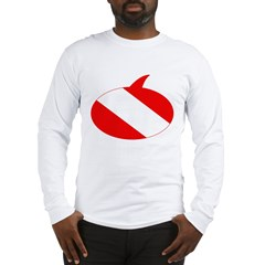 https://i3.cpcache.com/product/189653650/text_bubble_dive_flag_long_sleeve_tshirt.jpg?side=Front&color=White&height=240&width=240