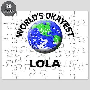 World's Okayest Lola Puzzle
