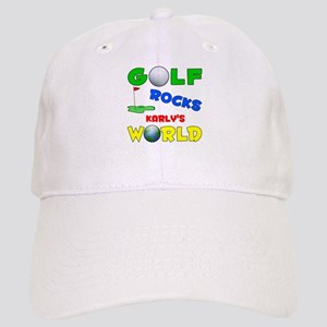 Golf Rocks Karly's World - Cap
