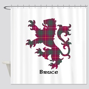 Lion - Bruce Shower Curtain
