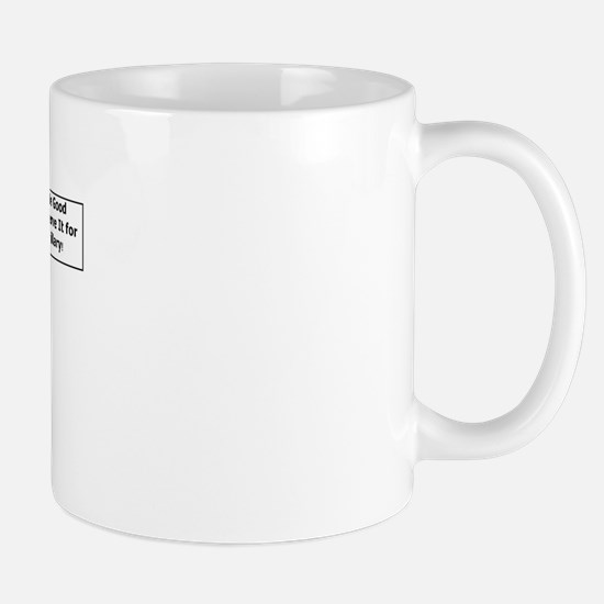 Ex-Feminists for Hillary's Re-Election Mug
