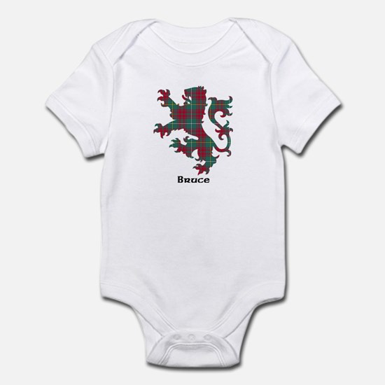 Lion - Bruce hunting Infant Bodysuit