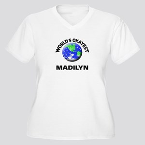 World's Okayest Madilyn Plus Size T-Shirt