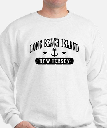 Long beach Island NJ Sweatshirt