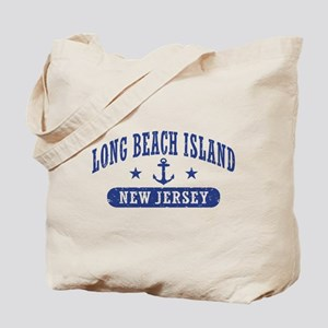Long beach Island NJ Tote Bag