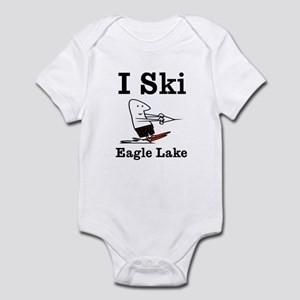 I Ski Infant Bodysuit