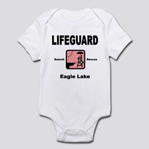 Lifeguard Infant Bodysuit