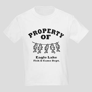 Property of Fish & Game Kids Light T-Shirt