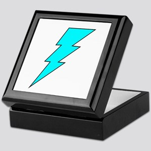 Lightning Bolt 13 Keepsake Box