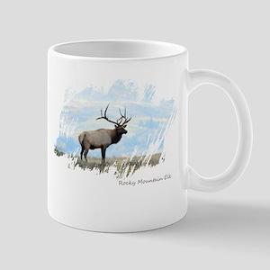 Rocky Mountain Elk Mugs