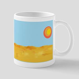 arakiss dunes Mugs