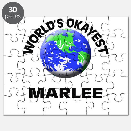 World's Okayest Marlee Puzzle
