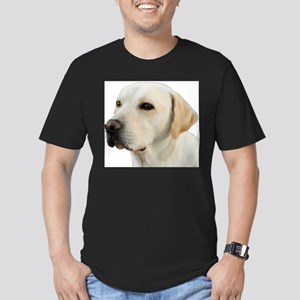 Yellow Lab Head T-Shirt