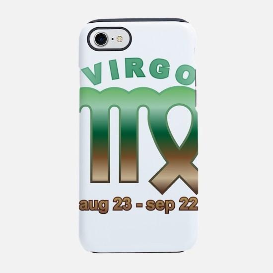 Cute Virgo iPhone 8/7 Tough Case