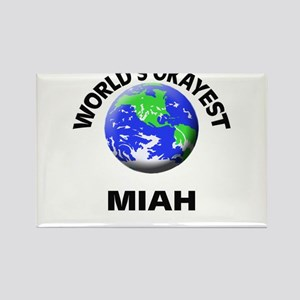 World's Okayest Miah Magnets