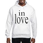 283.in love. . Hooded Sweatshirt
