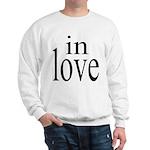 283.in love. . Sweatshirt