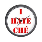 I Hate Che Wall Clock
