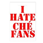I Hate Che Fans Postcards (Package of 8)
