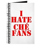 I Hate Che Fans Journal