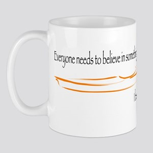 Believe in Kayaking 2 Mug