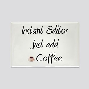 Instant Editor Rectangle Magnet (10 pack)