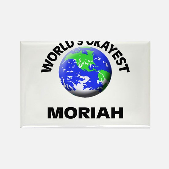 World's Okayest Moriah Magnets