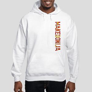 Makedonija Hooded Sweatshirt