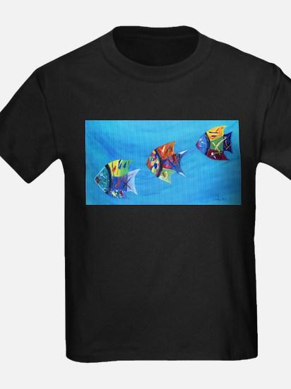 Three Little Fishy's T-Shirt