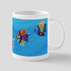 Three Little Fishy's Mugs