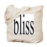 287. bliss Tote Bag