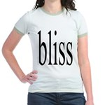 287. bliss Jr. Ringer T-Shirt