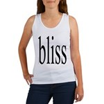 287. bliss Women's Tank Top
