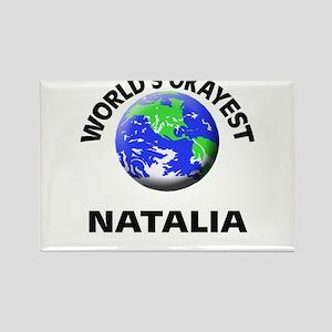 World's Okayest Natalia Magnets
