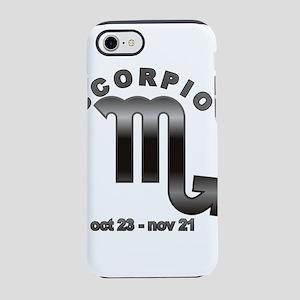 Scorpio iPhone 8/7 Tough Case