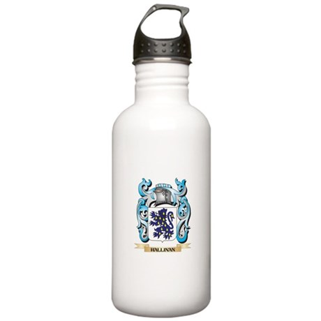Hallinan Coat of Arms Stainless Water Bottle 1.0L