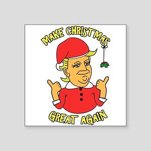 Make Christmas Great Again Sticker