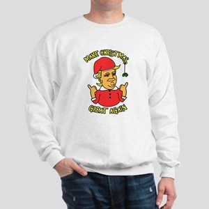 Make Christmas Great Again Sweatshirt