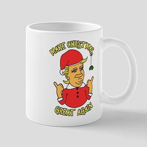 Make Christmas Great Again Mugs