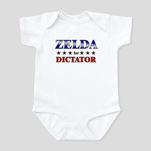 ZELDA for dictator Infant Bodysuit