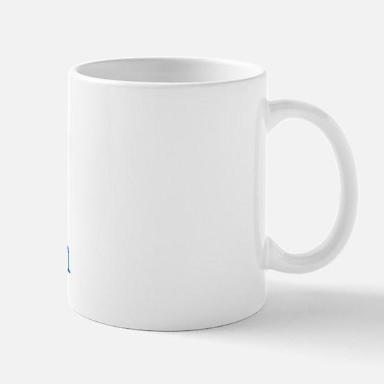 A is for Aaron Mug