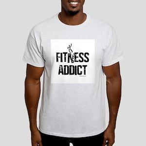 FITNESS ADDICT Light T-Shirt