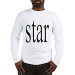 296f. star Long Sleeve T-Shirt