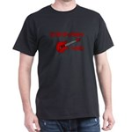 Little Brothers Rock! red gui Dark T-Shirt
